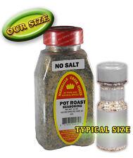 POT ROAST SEASONING NO SALT