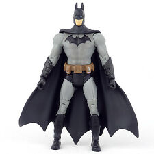 "DC Comics Multiverse Wave 1 BATMAN Arkham City Batsuit 4"" Action Figure Mattel"
