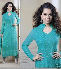 punjabi suit Indian Pakistani Bollywood Salwar Kameez designer karachi dress