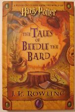 Harry Potter The Tales of Beedle Bard J K Rowling 2008 HB 1st Ed EXCELLENT