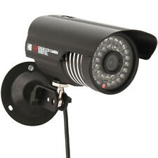 Outdoor Waterproof HD CMOS 1000TVL 36 LED IR Surveillance CCTV Security Camera