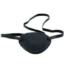 Popular Black Medical Concave Single Eye Patch Groove Washable Eyeshades Blinder