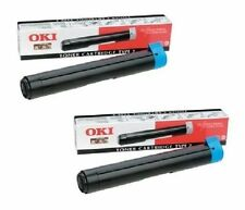 2 x Original Toner OKI OL 400e 400ex 410ex 600ex 810 / 09002395 Type 2 Cartridge