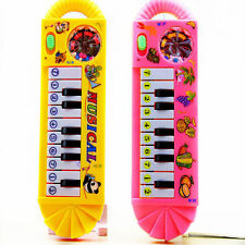 Baby Toddler Kids Musical Piano Developmental Toy Early Educational Game gift LD