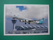 AK Flughafen München mit Flugzeug Air Dolomiti neu