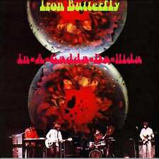 In-A-Gadda-Da-Vida - Iron Butterfly - CD New Sealed