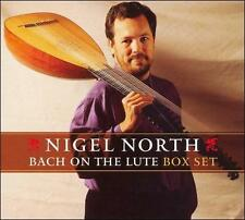 Bach on the Lute Box Set - Nigel North, New Music