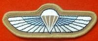 SBS Wings Special Boat Service Uniform Wings Coloured