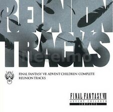 NEW 1104 Reunion Tracks FINAL FANTASY VII ADVENT CHILDREN COMPLETE CD Soundtrack