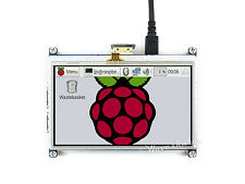 4.3inch HDMI LCD 480×272 Resistive Touch Screen Display for Raspberry Pi
