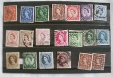 QE II - Definitives - Commonwealth Games - Telecoms - Savings Bank - Post Office
