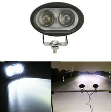"4"" 20W 4D LENS CREE LED SPOT MOTORCYCLE LED FOG DRIVING WORK LIGHTS HONDA YAMAHA"