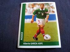 Figurina Ds Sticker France 98 n°232 ALBERTO GARCIA ASPE MEXICO World Cup