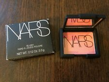 "NARS Blush ""Orgasm"" 0.12oz/3.5g Travel Size New In Box"