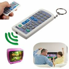 Mini Universal Keychain IR Remote Control for TV SONY Panasonic Toshiba Samsung
