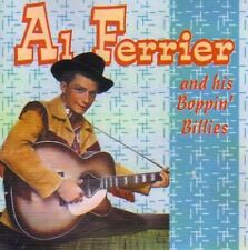 AL FERRIER and His Boppin' Billies CD - NEW - 1950s Rock 'n' Roll Rockabilly