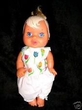 Vintage 1992 Kenner New Born Baby Alive Toy Doll