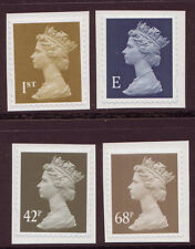 GREAT BRITAIN 2002 SELF ADHESIVE MACHINS SG. 2295-8 UNMOUNTED MINT, MNH