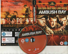 AMBUSH BAY ~HUGH O'BRIAN / MICKEY ROONEY~ **UK R2 DVD** *FREE UK P&P*