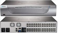 Raritan Dominion KX2-464 DKX2-464 64 Port 4 Remote Users KVM IP Switch TESTED