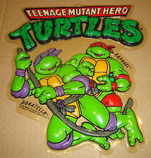 TEENAGE MUTANT HERO NINJA TURTLES SAGOMA 3D (DONATELLO/RAPHAEL) - MIRAGE STUDIOS