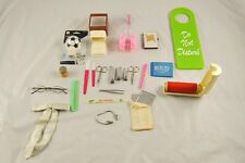 Lot of Vanity & Household Items Clippers Emery Boards Night Light Glasses S2Y5