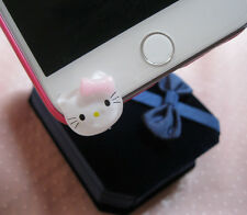 Anti Dust Plug For iPhone SE 6SPlus 6S 6plus 6 5C 5S 5 Cute KT Cat