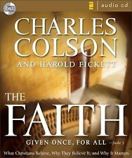 (New CD) The Faith What Christians Believe Why They Believe It & Why It Matters