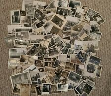 JOB LOT BULK COLLECTION 140 VINTAGE OLD PHOTOS PEOPLE FASHION MEN WOMEN CHILDREN