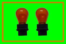 2x Blinker Birne T25 Chrysler Dodge Chevrolet GM Hummer GMC Jeep Ford US Orange