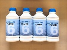 4 x 1L Bottles Genuine ZF Lifeguard 6 Fluid Oil Suit Ford Landrover BMW ZF6