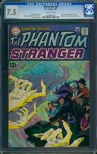 Showcase 80 CGC 7.5 Silver Age Key DC Comic 1st SA Phantom Stranger HOT L@@K