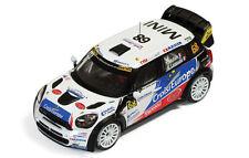 Mini Countryman Y.Muller Rally France 2012 1:43 Ixo RAM518