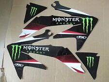 FX Monster team graphics Honda CRF450 CRF450R  2005 2006 2007 2008  CRF