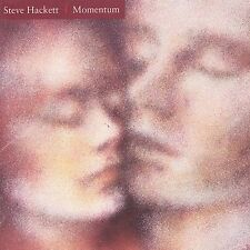 Momentum Steve Hackett (CD, 2003) Inside Out Music FAST SHIP