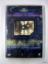REALITY Dvd Video 01 Distribution Matteo Garrone Gomorra Film Nuovo New
