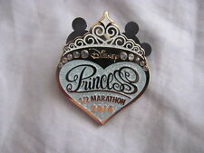 Disney Trading Pins 100184 WDW - 2014 Disney's Princess Weekend - 1/2 Marathon L