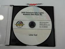 2008 Firestone Indy Lights Grand Prix Watkins Glen Full Race #2 DVD NO AUDIO