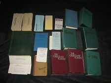 Huge AYN RAND COLLECTION OVER 300 PIECES LETTERS, NEWSLETTERS, OBJECTIVIST