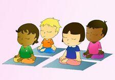 GUIDED MEDITATION FOR CHILDREN CD RELAXATION FOR KIDS
