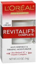 L'Oreal Skin Expertise RevitaLift Complete Eye Anti-Wrinkle 0.50 oz (2 pack)