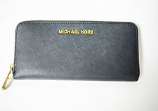 Authentic Michael Kors Jet Set Travel Large Smartphone Wristlet Purse Wallet