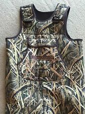 Pro Guide Shadow Grass Blade Camo Neoprene Hunting Wader Lug Sz 9 1000 Grams