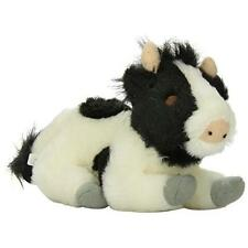 Multipet Look Who's Talking Cow Dog Toy New
