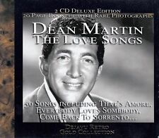 DEAN MARTIN : THE LOVE SONGS / 2 CD-SET (DELUXE EDITION)