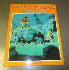 1978 The King Of The World WALLY WOOD SC FVF 46 pgs Italy Sea Gate