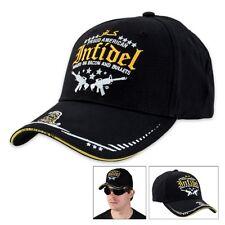 INFIDEL / DONT TREAD ON ME Tactical Cap III% Three Percenter Hat  Black