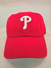 PHILADELPHIA PHILLIES ADJUSTABLE SOFT BRIM HAT