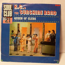 KC & THE SUNSHINE BAND Queen of clubs XB 2002