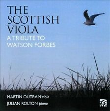 Scottish Viola: A Tribute to Watson Forbes, New Music
